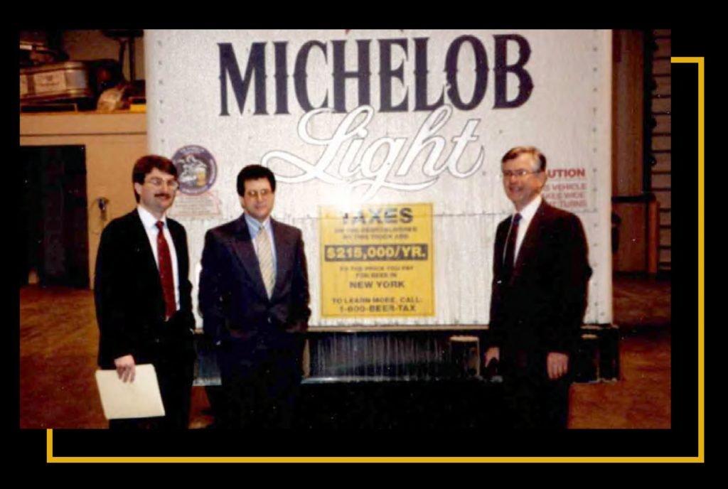 Timeline 1991-2001